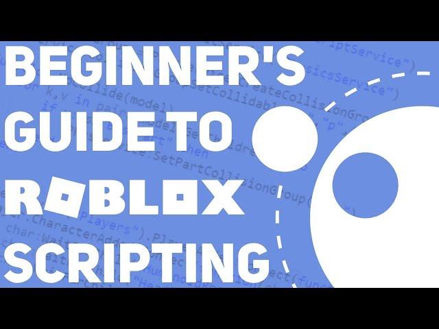 Roblox Coding Tutorial
