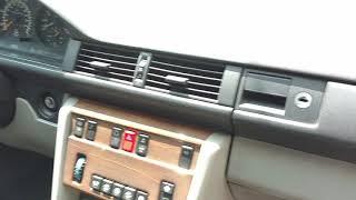 1987 Mercedes Benz 260e(1)
