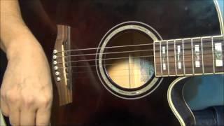 curso de guitarra acstica principiantes los bajos el arpegio simple leccin 5 vdeo 3