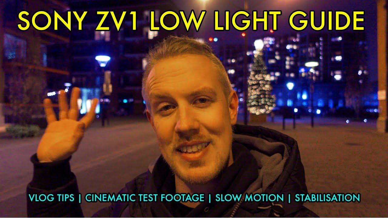 Sony Zv1 Best Studio Settings Detailed Tips Maximise Bokeh Helpful Hacks Youtube