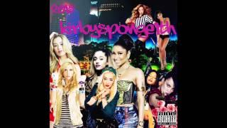 Azealia Banks vs. Kesha - Crazy Time (Mashup)