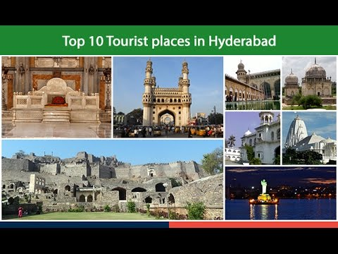 Top 10 Tourist places in Hyderabad
