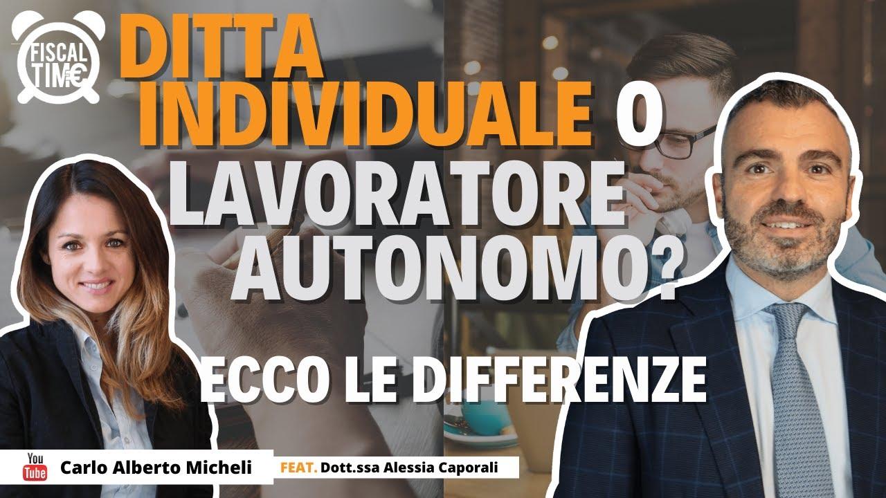 Download Ditta Individuale o Lavoratore Autonomo? Ecco Le Differenze