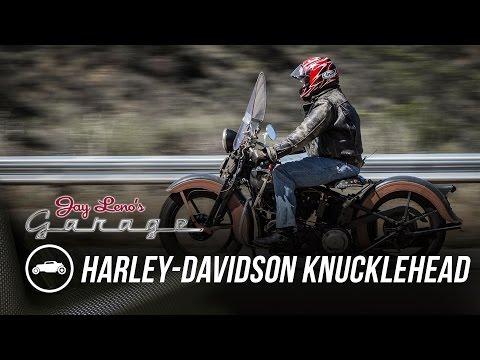 1936 Harley-Davidson Knucklehead - Jay Leno's Garage