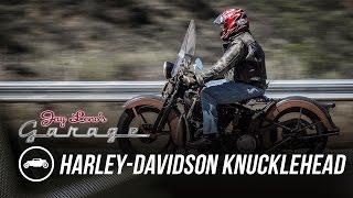 1936 Harley-Davidson Knucklehead - Jay Leno