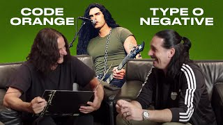 Code Orange Interview Type O Negative: Peter Steele's Approach to Songwriting (EXCLUSIVE)
