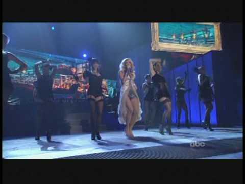 Carrie Underwood - Cowboy Casanova CMAs 09.mpg