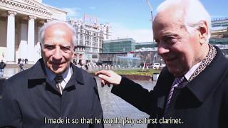Иван и Фрэнк  |  Документальный фильм Ивана Плечева