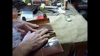 Клатч из кожи или большой кошелек из кожи(, 2015-02-01T11:24:05.000Z)