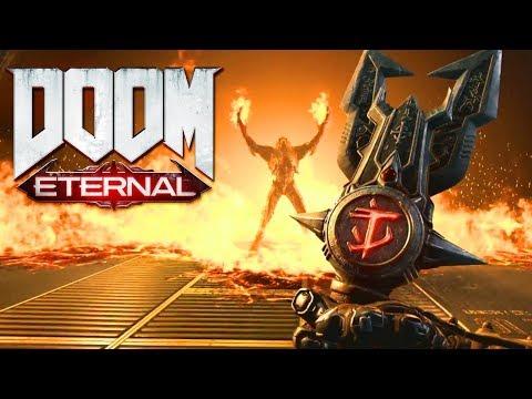 DOOM ETERNAL - Full Gameplay Reveal Presentation | QuakeCon 2018
