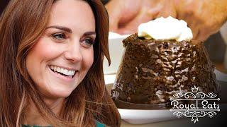 Former Royal Chef Reveals Kate Middleton's Fave Dessert While Spilling The Family Tea