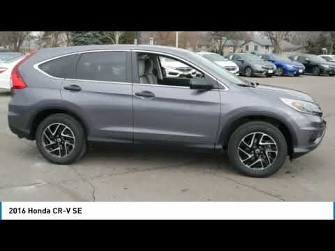 2016 Honda CR-V Brooklyn Center,Maple Grove,Plymouth,Minneapolis PL28607