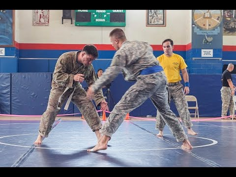US Army Combatives Tournament, Camp Arifjan Kuwait, 31 Augus