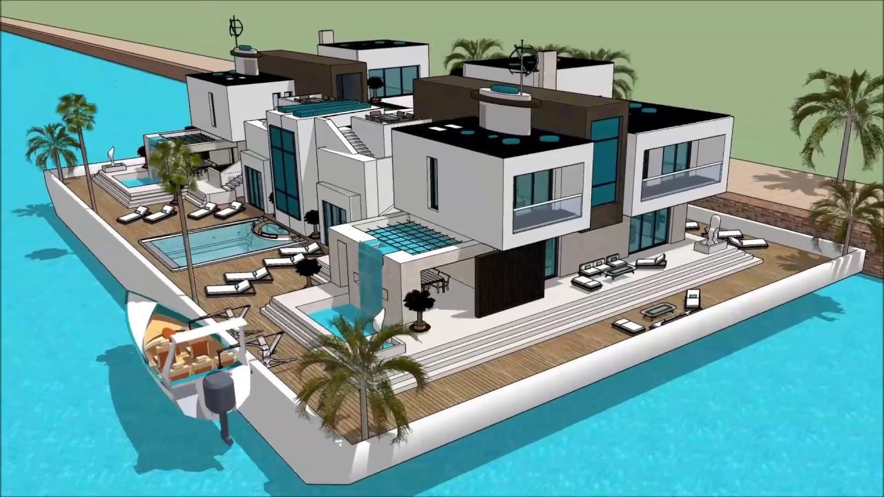 Do It Yourself Home Design: Florida Miami Stylish Luxury Homes Florida Gulf Coast