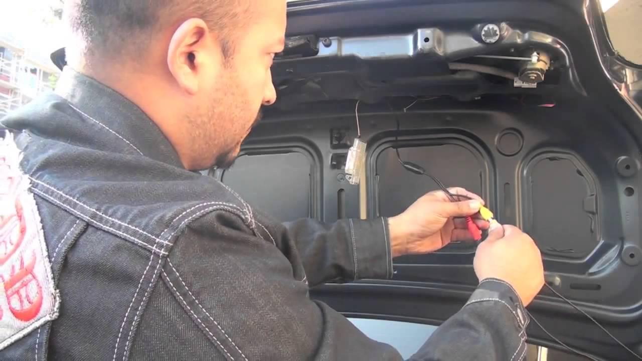 Install Backup Camera Bmw E39 M5