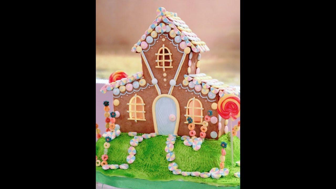 Decoracion de tortas galletitas de jengibre especial for Decoracion deco