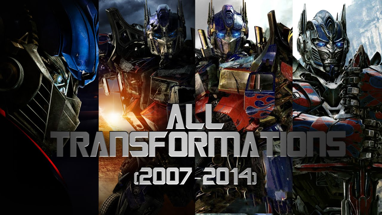 Transformers and movie and 2007