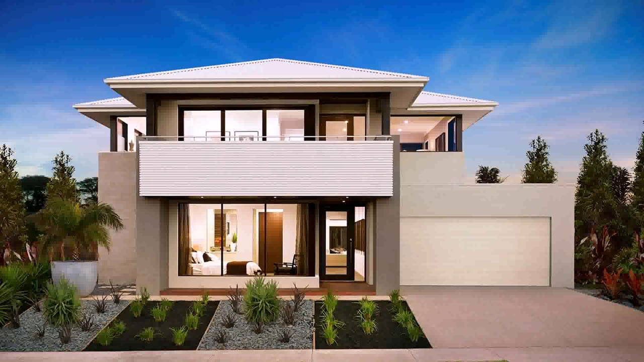 maxresdefault - 33+ Small House Plans With Second Floor Balcony  Pics