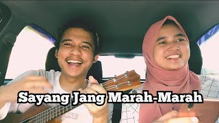 Download lagu Sayang Tolong Jang Marah Marah - R.Angkotasan Cover Ukulele