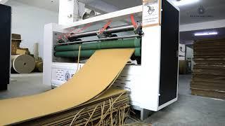 thin blade slitter scorer machine | thin blade | atulya machines | thin blade rotary machine