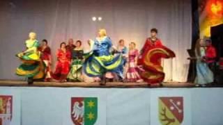 """Zespół śpiewaczy """"Osieczanie"""" z Osieka"""