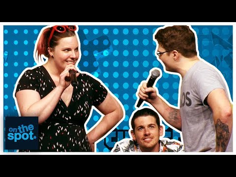 On The Spot: Ep. 124  Keeping Up With the Joneses Down Under  Rooster Teeth
