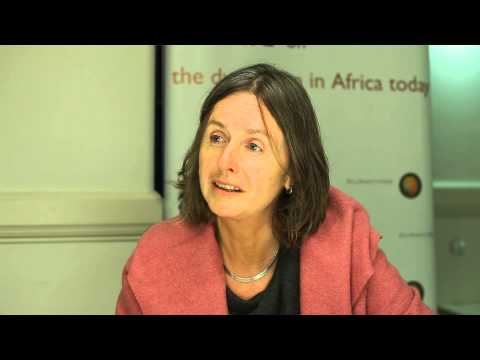 Susan Parnell discusses 'Africa's Urban Revolution'
