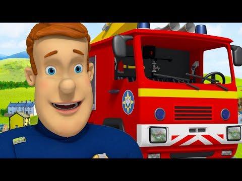 Sam il Pompiere italiano nuovi episodi | Falso allarme - Episodi nuovi 🔥Cartoni animati