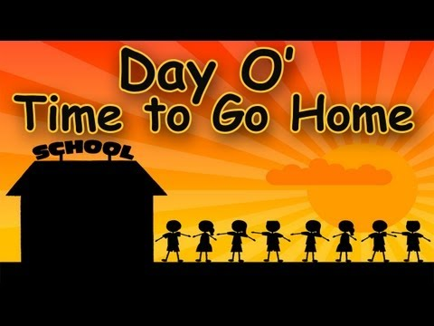 Goodbye Song for Children - Children's Goodbye Song - by The Learning Station