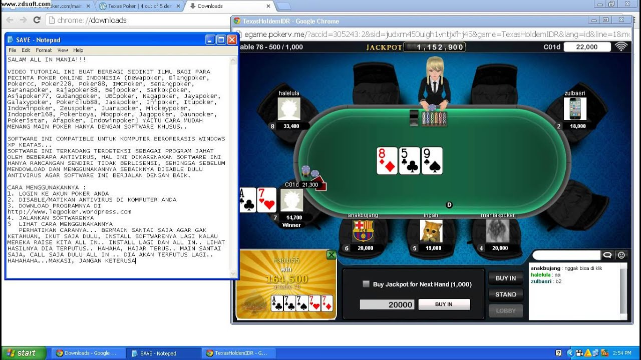 Download aplikasi poker ace 888 poker free passwords