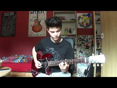 5 seconds of summer-Daylight (Electric Guitar Cover)