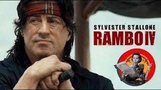 Rambo IV - duas dublagens (TV e DVD)
