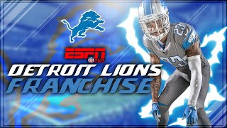 ONE MISTAKE COSTS US THE GAME?! | ESPN NFL 2K5 Lions Franchise Ep. 3