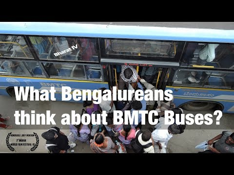 BMTC Story: What Bengalureans Think About BMTC Buses?