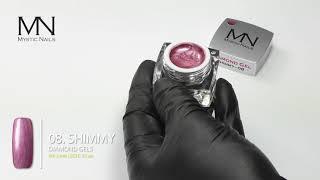 Shimmy 08 - Diamond UV zselé - Mystic Nails