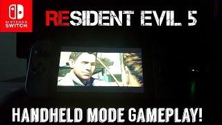 Resident Evil Triple Pack - Resident Evil 5 HD Chapter 1-1 Gameplay! [Full Game]