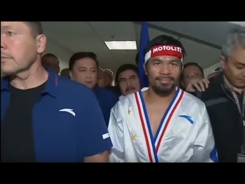 MANNY PACQUIAO VS ADRIEN BRONER LIVE FIGHT COMMENTARY WITH DBN