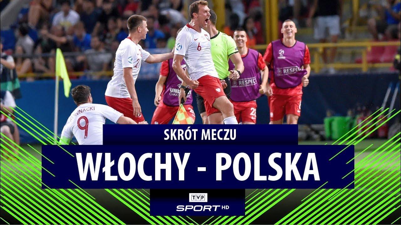 Mistrzostwa Europy U21: Włochy – Polska 0:1 (skrót meczu)