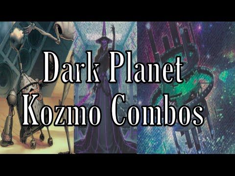 Kozmo Guide: Kozmo Dark Planet Combos