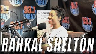 Rahkal Shelton Interview at @TheBlessedBeatz on @937TheBeat (08/28/2016)