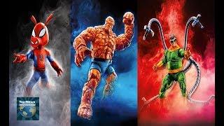 TNINews - NYTF Hasbro Marvel Legends Recap