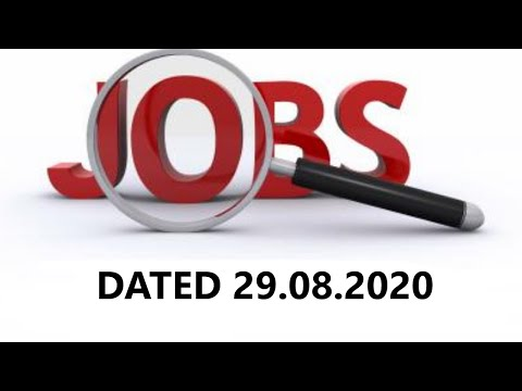 LATEST UAE JOBS, DUBAI JOBS 2020, LATEST GULF JOBS