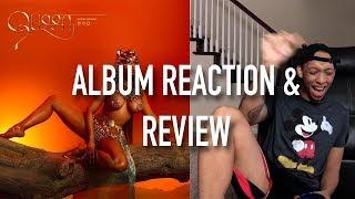 Baixar Let's talk about this Nicki Minaj 'QUEEN' Album...  REACTION & REVIEW
