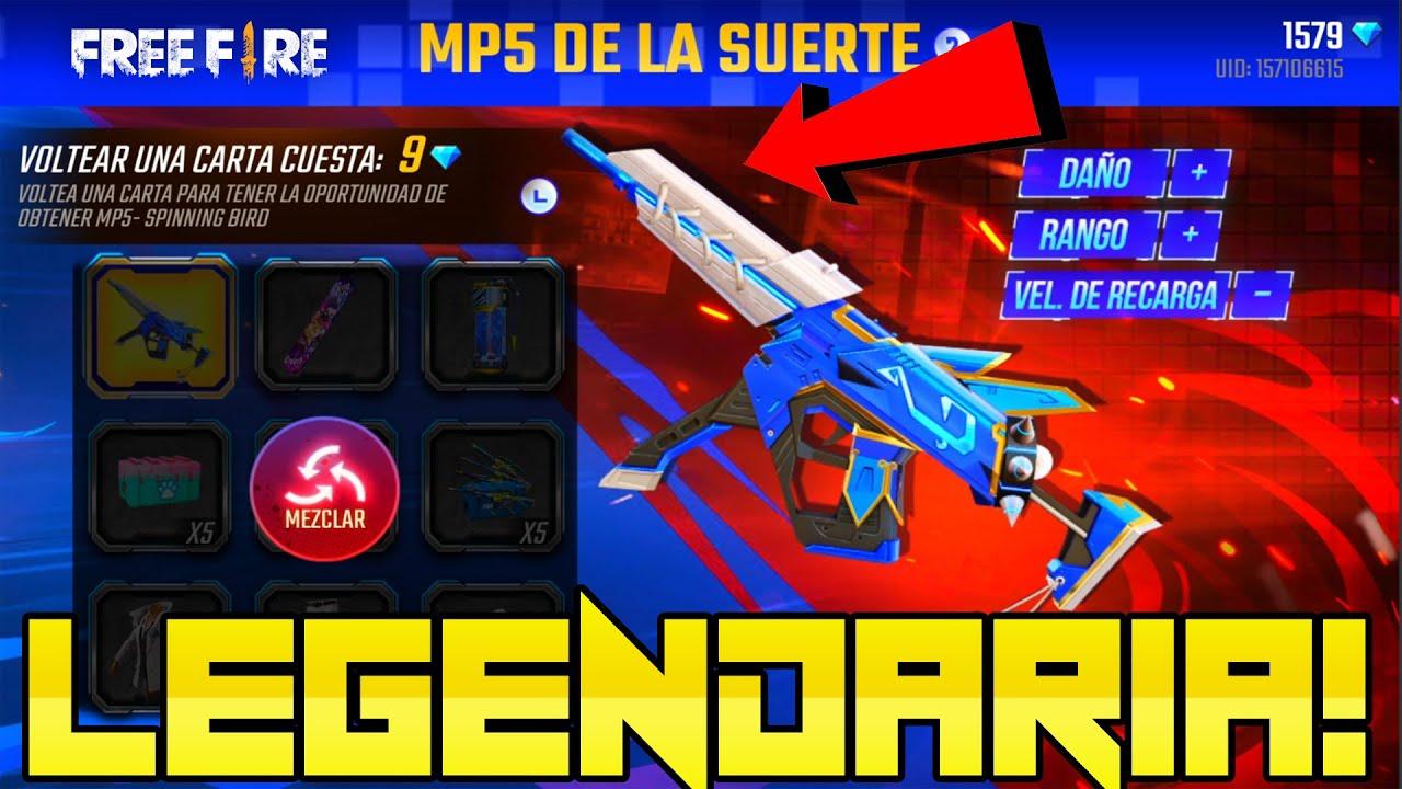 EN BUSCA DE LA NUEVA MP5 SPINNING BIRD DE FREE FIRE!! LA MAS CHETADA DE TODAS? *Muy Epico*   Tất tần tật những thông tin liên quan đến mp5 free fire đầy đủ nhất