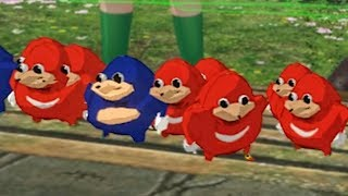 VRChat Uganda Knuckles Way