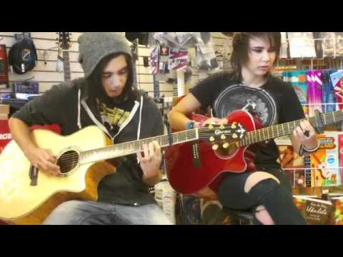 A Day to Remember - If It Means A Lot To You (A Breath of Scandal cover)