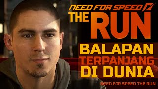 alur Cerita Game Need For Speed - The Run