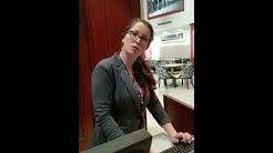 Ford Edge Titanium and Budget Rental Agent