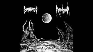 Satanath / Striborg - Prisoners Of The Solar System [Full Split Album / Black Metal HQ]