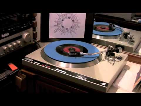 Golden Earring  Radar Love  45 RPM SHORT Version